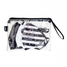 Kit máscaras de proteção feminina (3 un) - simples