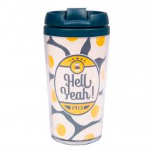 Copo térmico pop - hellmann's
